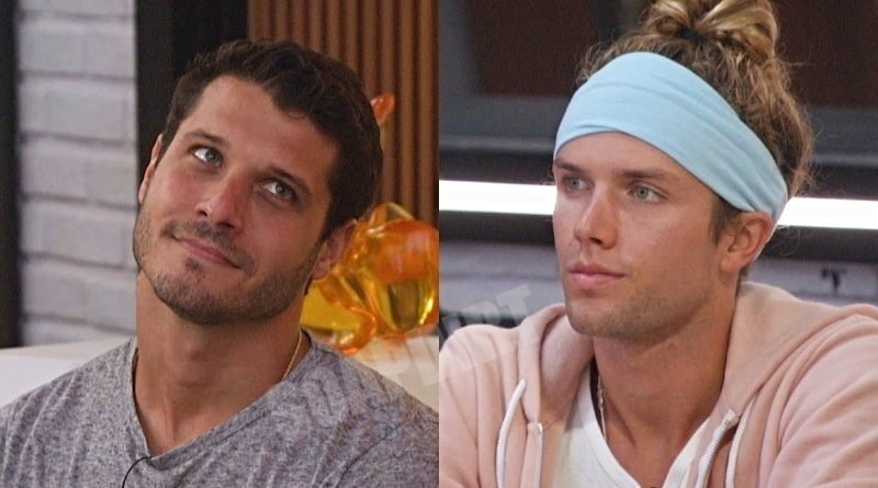 Big Brother: Tyler Crispen - Cody Calafiore