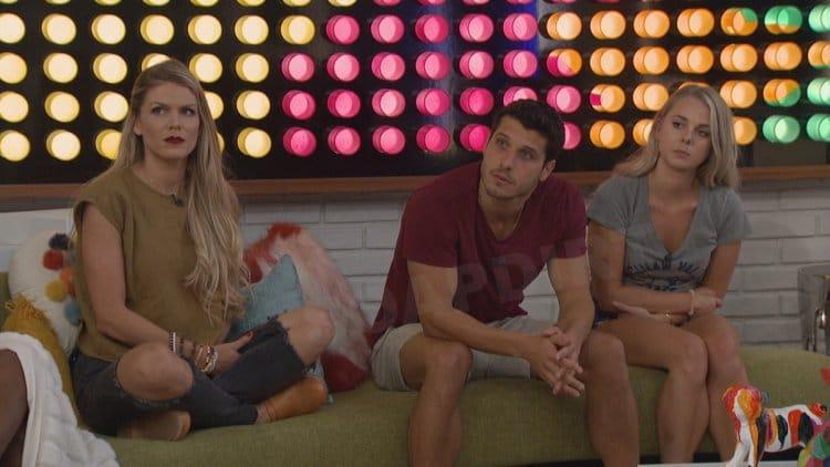 Big Brother: Nicole Franzel - Daniele Donato Briones - Cody Calafiore