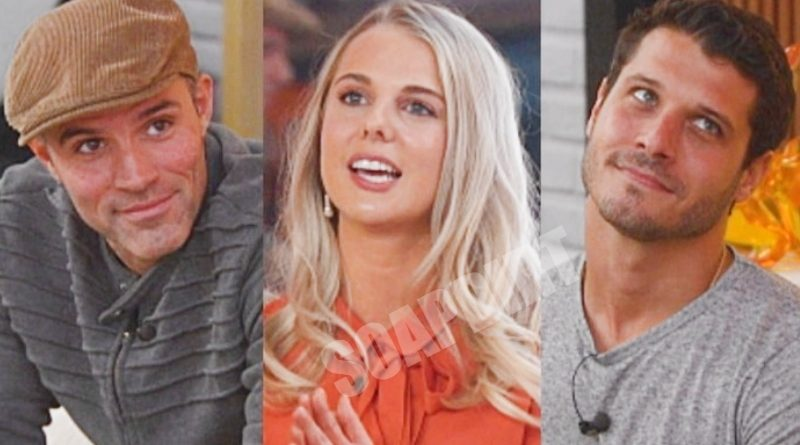 Big Brother: Enzo Palumbo - Nicole Franzel - Cody Calafiore
