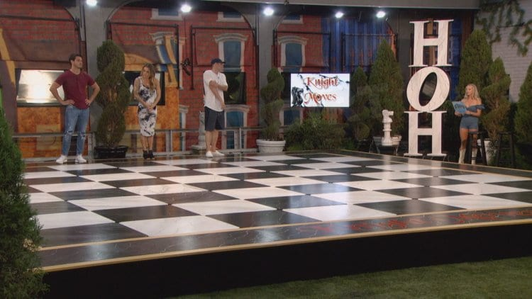 Big Brother: Enzo Palumbo - Nicole Franzel - Cody Calafiore - Christmas Abbott