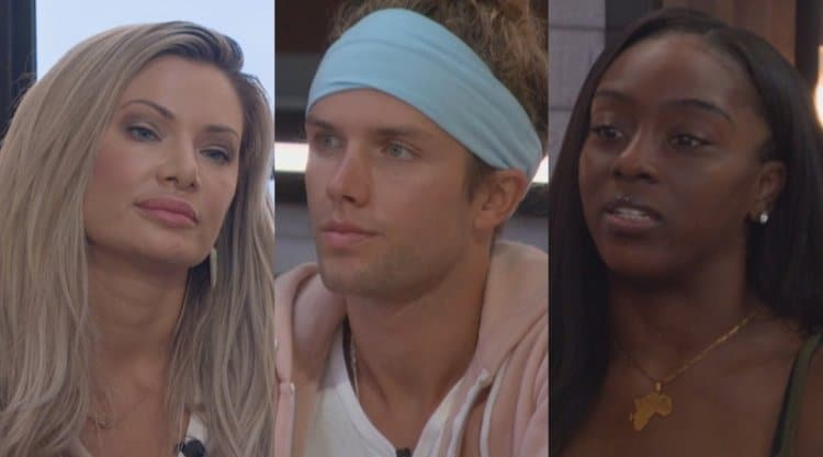 Big Brother: Janelle Pierzina - Tyler Crispen - Da'Vonne Rogers - America's Favorite Player