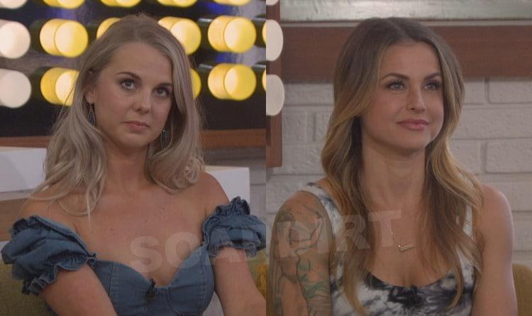 Big Brother: Nicole Franzel - Christmas Abbott