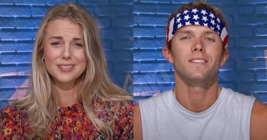 Big Brother: Nicole Franzel - Tyler Crispen