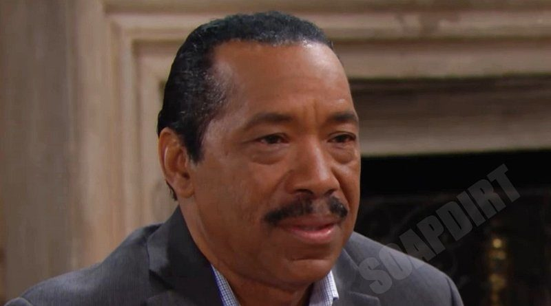 Bold and the Beautiful Comings Goings: Julius Avant (Obba Babatunde)