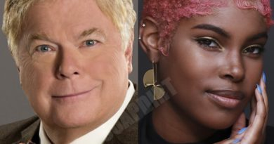 Bold and the Beautiful Comings & Goings: Charlie Webber (Dick Christie) - Paris Buckingham (Diamond White)