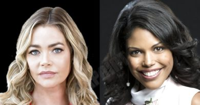 Bold and the Beautiful Comings Goings: Shauna Fulton (Denise Richards) - Maya Avant (Karla Mosley)