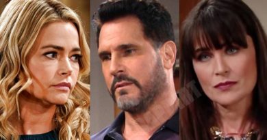 Bold and the Beautiful Spoilers: Shauna Fulton (Denise Richards) - Quinn Fuller (Rena Sofer) - Bill Spencer (Don Diamont)