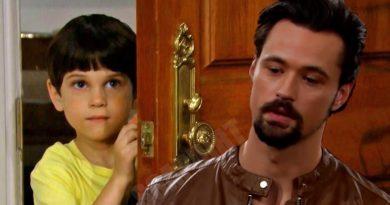 Bold and the Beautiful Spoilers: Thomas Forrester (Matthew Atkinson) - Douglas Forrester (Henry Joseph Samiri)