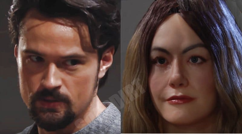 Bold and the Beautiful Spoilers: Thomas Forrester (Matthew Atkinson) - Hope Doll