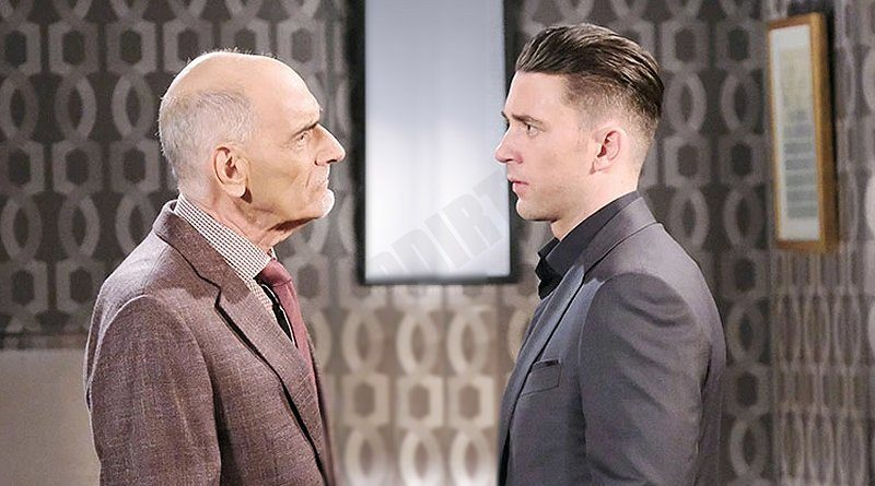 Days of our Lives Spoilers: Chad DiMera (Billy Flynn) - Dr Wilhelm Rolf (William Utay)