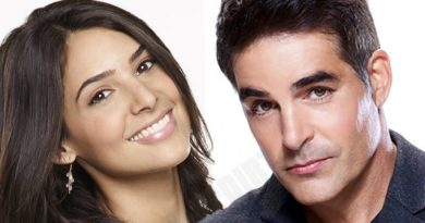 Days of Our Lives Comings & Goings: Rafe Hernandez (Galen Gering) - Gabi Hernandez (Camila Banus)