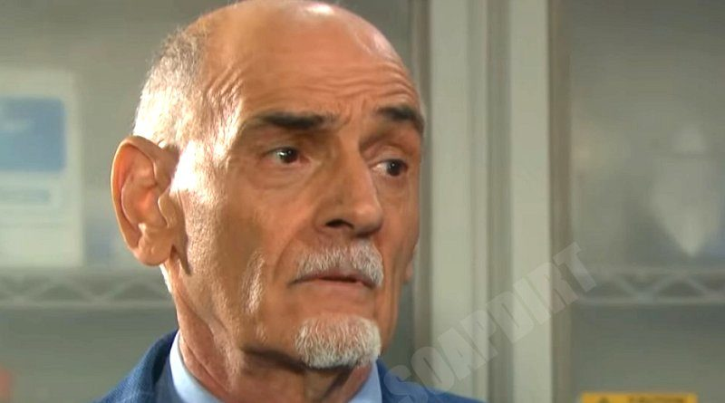 Days of our Lives Spoilers: Wilhelm Rolf (William Utay) - Dr Rolf
