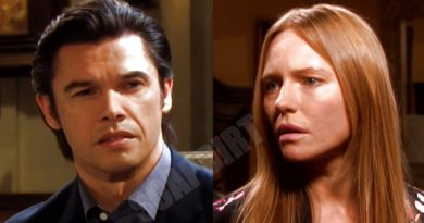Days of our Lives Spoilers: Xander Cook (Paul Telfer) - Abigail Deveraux (Marci Miller)