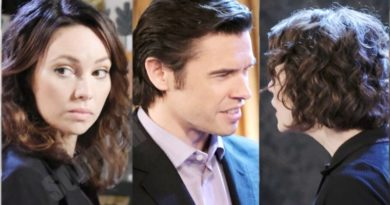 Days of Our Lives Spoilers: Xander Cook (Paul Telfer) - Sarah Horton (Linsey Godfrey) - Gwen Rizczech (Emily OBrien)