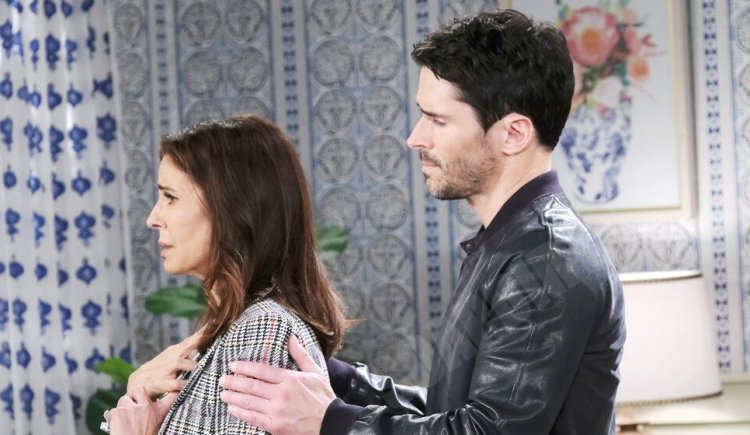 Days of our Lives Spoilers: Shawn Brady (Brandon Beemer) - Hope Brady (Kristian Alfonso)