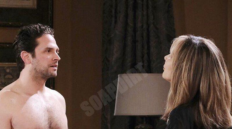 Days of Our Lives Spoilers: Kate Roberts (Lauren Koslow)- Jake Lambert (Brandon Barash)