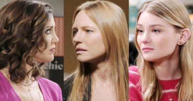 Days of our Lives Spoilers: Jan Spears (Heather Lindell) - Abigail Deveraux (Marci Miller) - Allie Horton (Lindsay Arnold)
