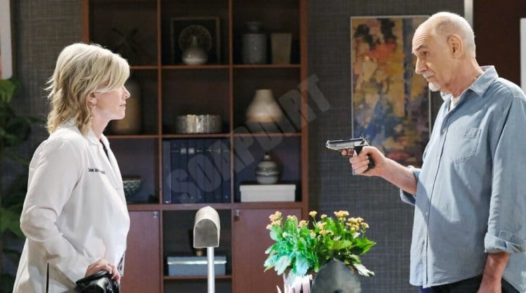 Days of our Lives Spoilers: Wilhelm Rolf (William Utay) - Kayla Brady (Mary Beth Evans)