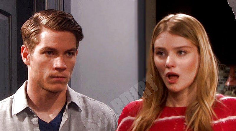 Days of our Lives Spoilers: Tripp Dalton (Lucas Adams) - Allie Horton (Lindsay Arnold)