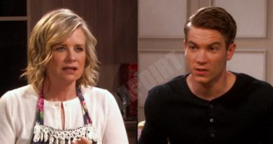 Days of our Lives Spoilers: Tripp Dalton (Lucas Adams) - Kayla Brady (Mary Beth Evans)
