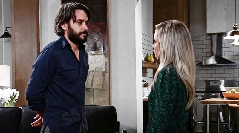 General Hospital Spoilers: Dante Falconeri (Dominic Zamprogna) - Lulu Spencer (Emme Rylan)