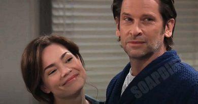 General Hospital Spoilers: Franco Baldwin (Roger Howarth) - Elizabeth Webber (Rebecca Herbst)