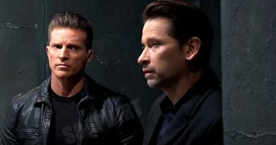 General Hospital Spoilers: Jason Morgan (Steve Burton) - Franco Baldwin (Roger Howarth)