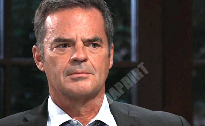 General Hospital Spoilers: Ned Quartermaine (Wally Kurth)