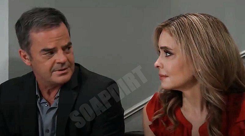 General Hospital Spoilers: Ned Quartermaine (Wally Kurth) - Olivia Falconeri (Lisa LoCicero)