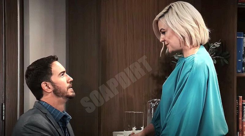 General Hospital Spoilers: Peter August (Wes Ramsey) - Maxie Jones (Kirsten Storms)
