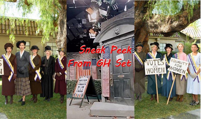 General Hospital Suffrage Episode