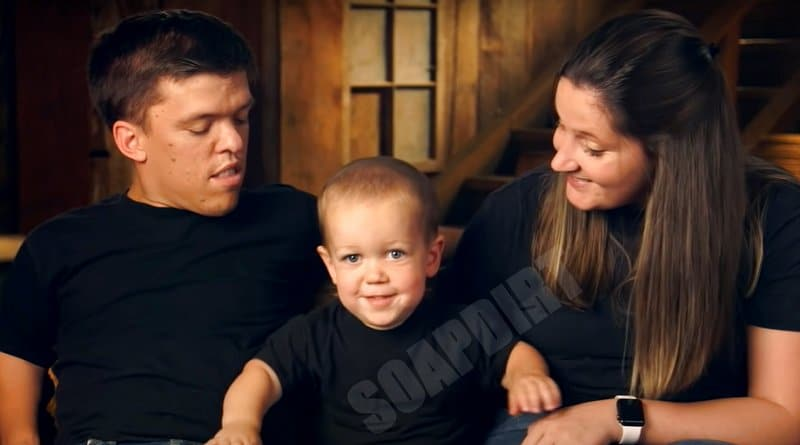 Little People, Big World: Jackson Roloff - Tori Roloff - Zach Roloff