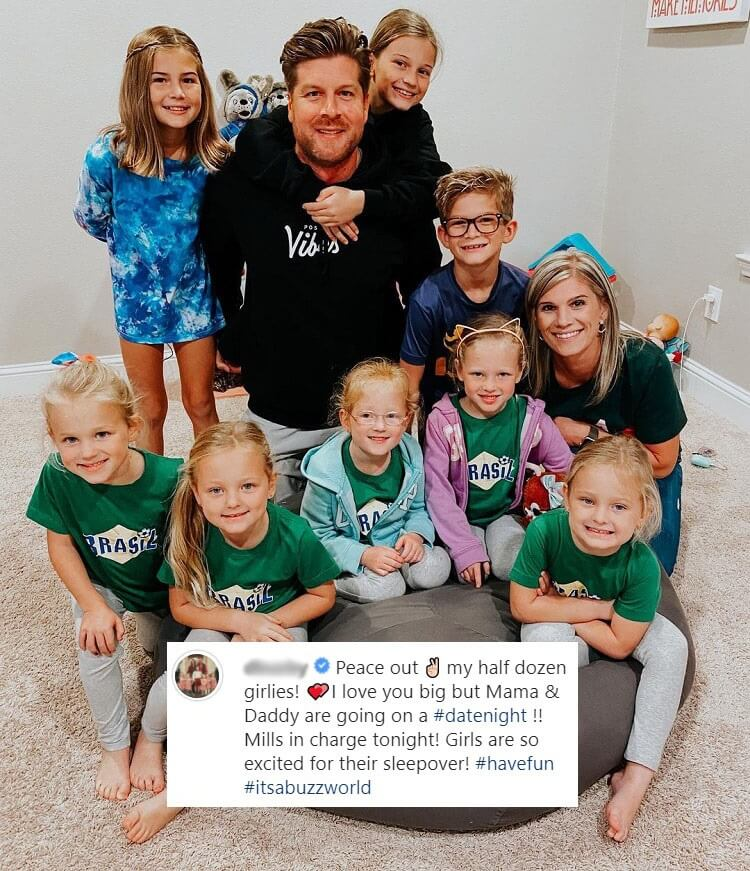 OutDaughtered: Dale Mills - Crystal Mills - Busby Quints