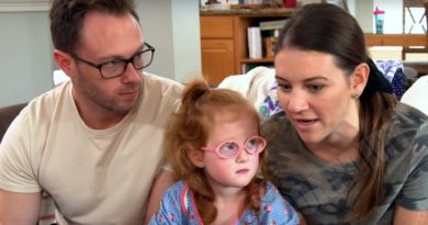 OutDaughtered: Danielle Busby - Adam Busby - Hazel Busby