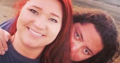 Sister Wives - Mykelti Brown Padon -Tony Padron