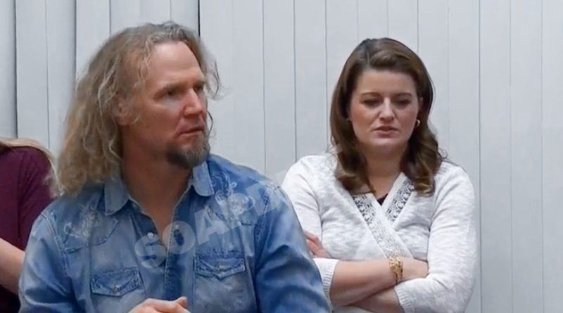 Sister Wives: Robyn Brown - Kody Brown