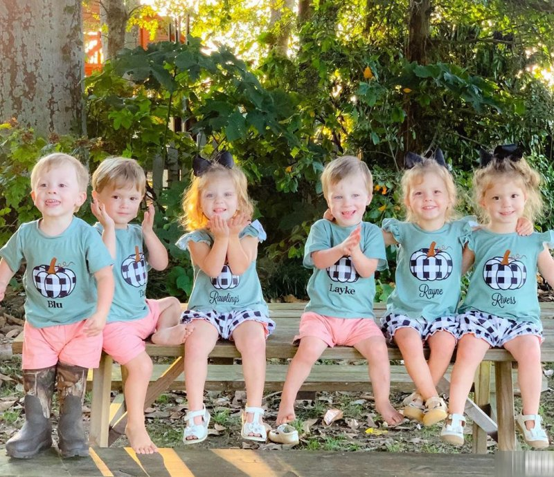 Sweet Home Sextuplets: Blu Waldrop