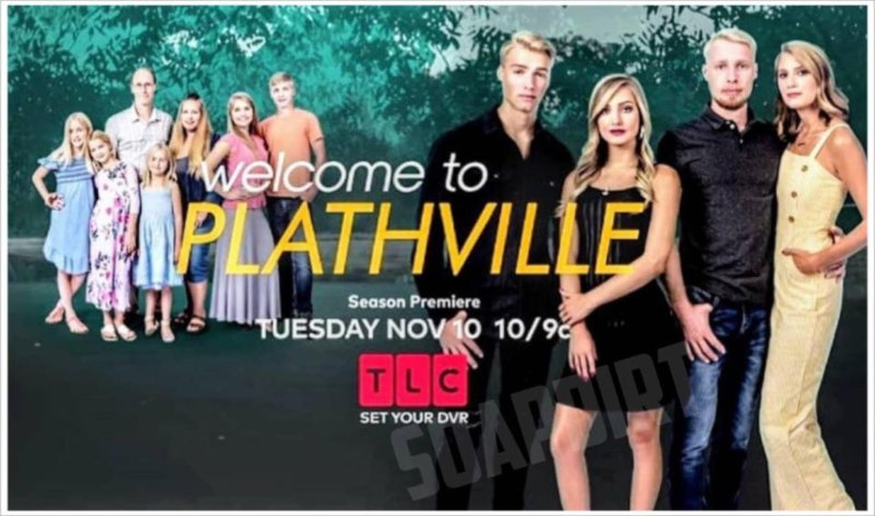 Welcome To Plathville: Olivia Plath Ethan Plath - Micah Plath - Moriah Plath - Kim Plath - Barry Plath