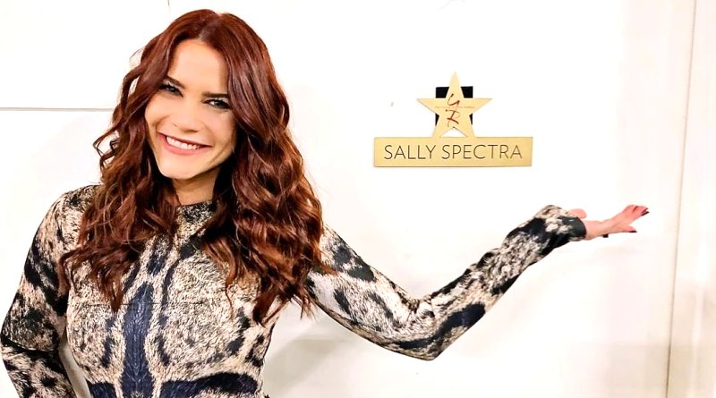 Young and the Restless Spoilers: Sally Spectra (Courtney Hope) - Bold and the Beautiful