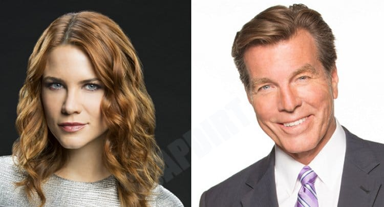 Young and the Restless Spoilers: Sally Spectra (Courtney Hope) - Jack Abbott (Peter Bergman)