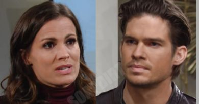 Young and the Restless Spoilers: Chelsea Newman (Melissa Claire Egan) - Theo Vanderway (Tyler Johnson)