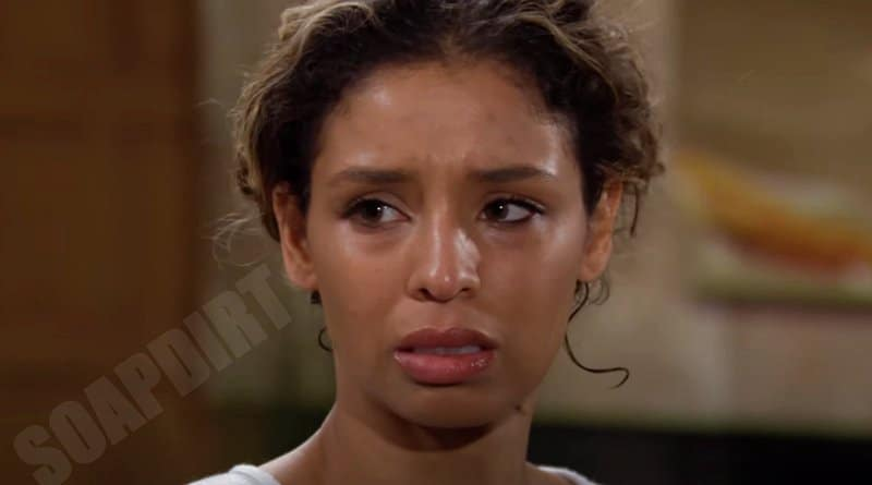 Young And The Restless Spoilers: Elena Dawson (Brytni Sarpy)