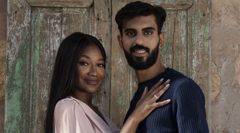 90 Day Fiance: Brittany Banks - Yazan Abu Horira - The Other Way