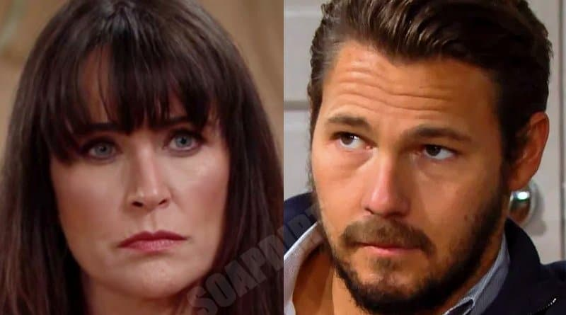 Bold and the Beautiful Spoilers: Liam Spencer (Scott Clifton) - Quinn Fuller (Rena Sofer)