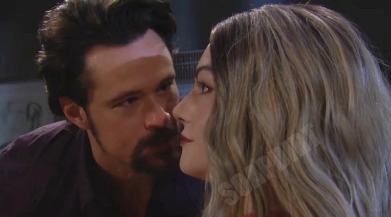 Bold and the Beautiful Spoilers: Thomas Forrester (Matthew Atkinson) - Hope 2 Mannequin