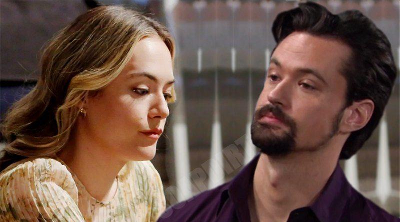 Bold and the Beautiful: Hope Logan (Annika Noelle) - Thomas Forrester (Matthew Atkinson)