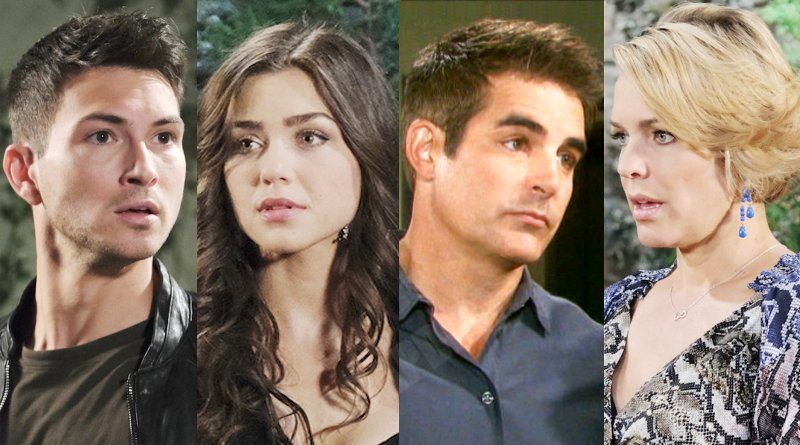 Days of our Lives Spoilers: Ben Weston (Robert Scott Wilson) - Ciara Brady (Victoria Konefal) - Rafe Hernandez (Galen Gering) - Nicole Walker (Arianne Zucker)