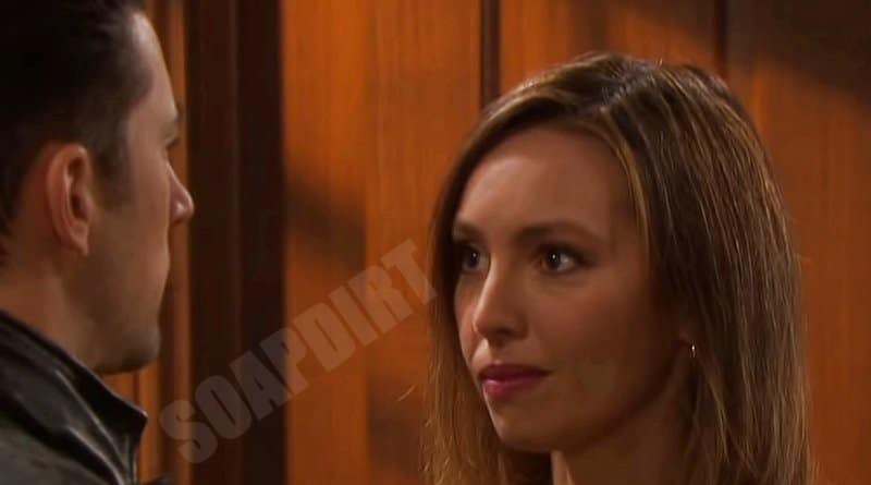 Days of our Lives Spoilers: Gwen-Rizczech (Emily OBrien) - Chad DiMera (Billy Flynn)