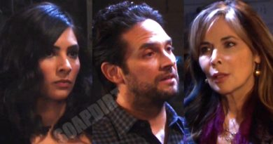 Days of our Lives Spoilers: Gabi Hernandez (Camila Banus) - Jake Lambert (Brandon Barash) - Kate Roberts (Lauren Koslow)