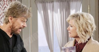 Days of our Lives Spoilers: Steve Johnson - Patch (Stephen Nichols) - Kayla Johnson (Mary Beth Evans)